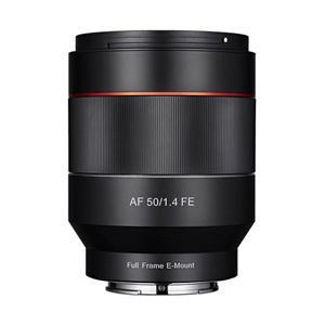SAMYANG カメラレンズ AF50mm F1.4 FE【ソニーEマウント】