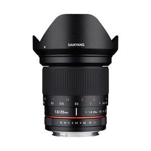 SAMYANG カメラレンズ 20mm F1.8 ED AS UMC【ソニーA(α)マウント】