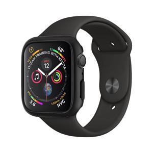 SPIGEN シュピゲン Spigen Apple Watch Series 4 (44mm) Case Thin Fit Black 062CS24474|y-sofmap