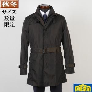 スタンドカラーコート メンズ XLサイズ レイヤードライナー付き ビジネスコートSG-X 8000 GC25082|y-souko