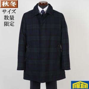 ステンカラー リバーシブル コート メンズ LLサイズ ビジネスコートSG-X 13000 GC35115|y-souko