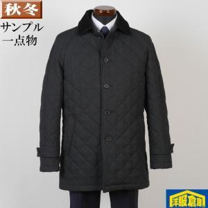 ステンカラー キルト ラグラン コート メンズ Lサイズ ビジネスコートSG-L 8000 SC55148 y-souko