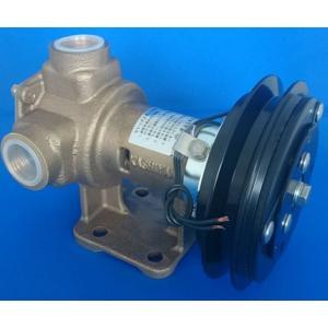 樫山工業 KP-100-BCH セレックスポンプ 電磁クラッチ付 24V 口径25mm 海水 汚水 送料無料|y-square
