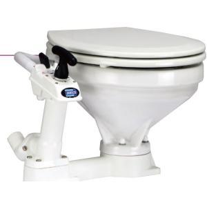 ジャブスコ 手動 マリントイレ 標準サイズ  トイレ ボート 船舶 ボート 29090-5000 (旧29090-3000) y-square
