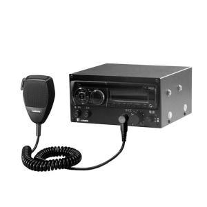 アンプ マイクロホン マイク ノボル電機 MA-10CD 小型船舶用アンプ 10W CDラジオ付|y-square