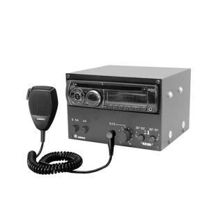 アンプ マイクロホン マイク ノボル電機 MA-30CD 小型船舶用アンプ 30W CDラジオ付|y-square