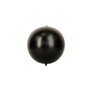 黒球 黒色球形形象物 オーシャン OL-A型 JCI検査品 桜マーク 小型船舶 小型船舶用法定備品  国土交通省型式承認品 ボート 船舶|y-square