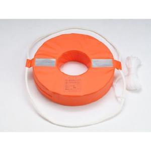 救命浮環 オーシャン OL-C型 JCI検査品 桜マーク 浮環 浮輪 船舶  OLC|y-square