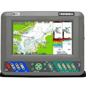 GPS 魚探 ホンデックス (HONDEX) 魚群探知機 PS-700GP-Di(s) PS700GP|y-square