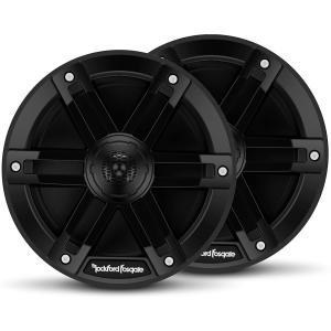 Rockford fosgate M0-65B(黒) 防水スピーカー16.5cm ロックフォードマリンスピーカー ジェットスキー用|y-store