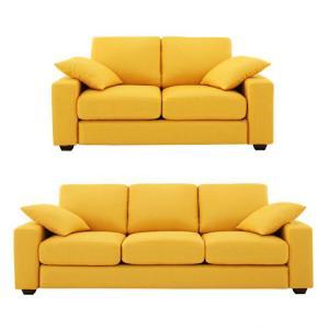 ソファー ソファ sofa 2人掛け 3人がけ フロアソファ 北欧 y-syo-ei