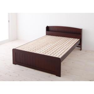 すのこベッド スノコベッド ダブル 棚 コンセント付き スノコ すのこベット スノコベット カビ防止 湿気対策 通気性|y-syo-ei