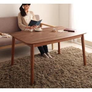 北欧デザイン高さ調整こたつテーブル 長方形(105×75)|y-syo-ei