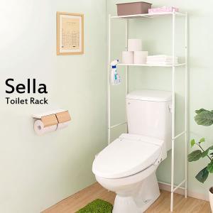 トイレ上ラック トイレラック 収納 スチール 2段 アイアン トイレ収納 ラック スリムラック ランドリーラック サニタリーラック|y-syo-ei