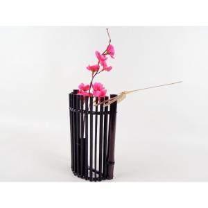 バランストンボ 1匹 花器付 国産 日本製 竹を生かした 職人手作り 雑貨 絶妙なバランス プレゼント 安心安全 やじろべえ 楽天店より15%OFF y-takei