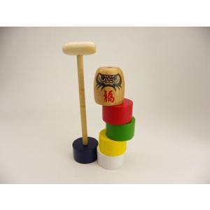 だるま落とし 木製 プレゼント 昔懐かしいおもちゃ 親子3代で楽しめる 節電 ロハス 安心安全 素朴 楽天店より15%OFF|y-takei