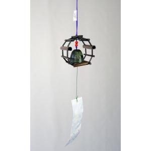 風鈴 糸車 優しい音色 涼やかで風情のある風鈴です ロハス 涼やか 洋室にも和室にもぴったり合う シンプルな風鈴です としても最適な風鈴です 楽天店より15%OFF y-takei