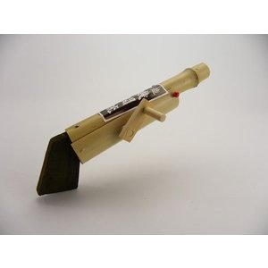 機関銃 小 27cm×7.5cm 国産 日本製 おもちゃ 玩具 取っ手を持って回すと音がなる 玉やゴムを飛ばしたりしない 安心安全 懐かしい プレゼント 楽天店より15%OFF|y-takei