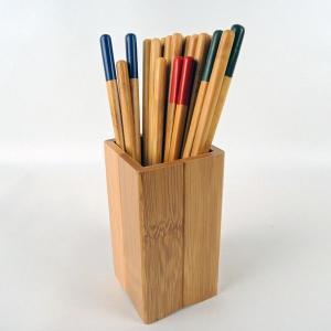 箸立て 竹の素材を生かした箸立て 職人手作り 丁寧に削り磨いてあるので、とても見栄えの良いおはしたて 竹のぬくもりを感じる素朴な味わい 楽天店より15%OFF|y-takei