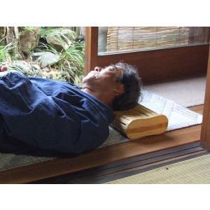 竹まくら 竹 まくら 竹枕 ひんやり 心地よく眠れる 涼しい眠り クール 節電 夏 寝苦しさ解消 適度な伸縮 肩こり よく眠れる 熱がこもらない 楽天店より15%OFF y-takei
