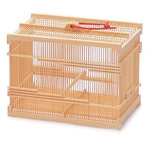 虫かご 白 大 職人手作り 昔ながらの竹製むしかご プラスチック製より風情がある 丁寧な仕上がり クワガタ バッタ 鈴虫 こおろぎ 中秋の名月 楽天店より15%OFF y-takei