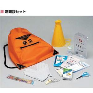 873-59B 避難袋 緊急避難用 避難袋セット...