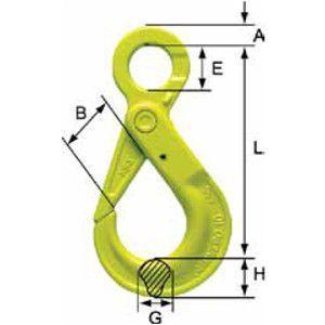 ■メーカー:マーテック ■品番:BK-28-8 ■使用荷重:20.0t ■質量:23.0kg ■チェ...