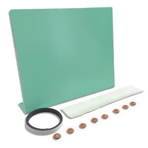 マグパチハンガーL字型/マグネット机上整理用品 卓上/収納/整理/マグネット/磁石/棚/工具/整理/ネオジム|y-trytec