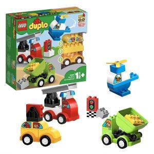 レゴ(LEGO) デュプロ はじめてのデュプロ いろいろのりものボックス 10886 知育玩具 ブロ...