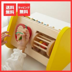 木のおもちゃ エドインター 森の音楽会 森のあそび道具シリーズ 鉄琴 木琴 楽器 知育玩具 誕生日 ...