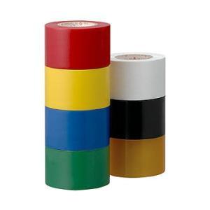 ヤマトビニールテープ 38mm幅10m巻 1本(ビニールテープ 日本製 工作 色分け 導線 絶縁 高...