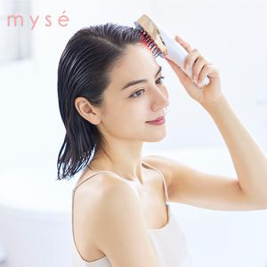 美顔器 ブラシ  / EMS リフトケア / ミーゼ スカルプリフト / ヤーマン公式 ya-man