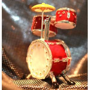ジュエリーボックス アクセサリーケース ドラム   アクセサリー収納|ya-piearth