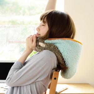 フードウォーマー あったかグッズ 帽子 ネックウォーマー バイカラー For PC work ya-piearth