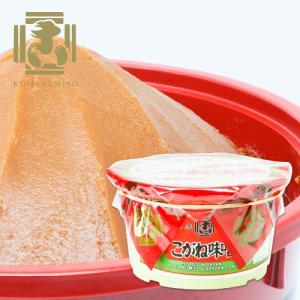 こがね味噌 ゴールド 天然特赤 2kg 兵庫県養父市特産品 なめらかで上品な味わい甘口の田舎味噌 ギフト のし お中元 yabulovewalker