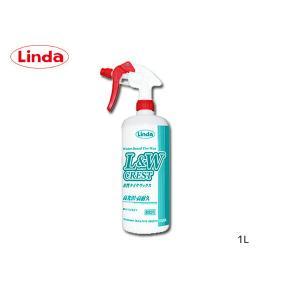 Linda 横浜油脂 L&W 水性タイヤ&レザーワックス クレスト 1L 4647 BB25
