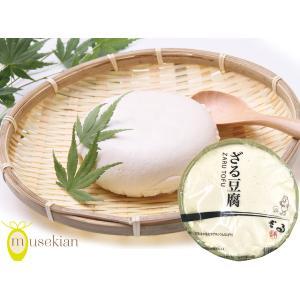 ざる豆腐 国産大豆100% 350g 手造り 夢石庵 むせきあん 103|yabumoto2
