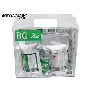 MEGUMIX メグミックス 万能成型接着剤 詰替2種 ブラック&グレー