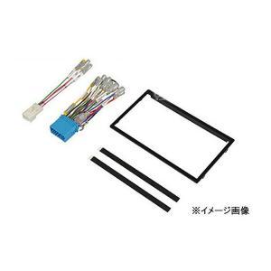 取付キット スズキ ハスラー  H25.12〜H27.4 ナビ用|yabumoto