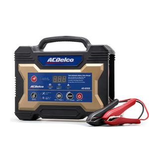 ACデルコ バッテリーチャージャー  バッテリー充電器 12V専用 AD-2002 送料無料|yabumoto