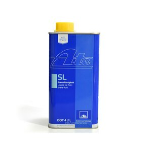 ATE/アーテ製 ブレーキフルード DOT4 SL ドライ沸点/260度 ウェット沸点/165度 A...