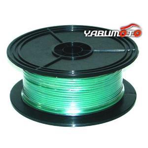 CD TV 自動車用 配線コード 緑0.75φ|yabumoto