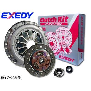 クラッチ 4点 キット いすゞ エルフ KK-NKR66 H10.7〜 ISK001 EXEDY カバー ディスク ベアリング 送料無料|yabumoto