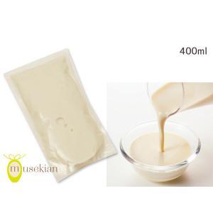 豆乳 400ml 無調整 国産大豆 100% そのまま飲めます 夢石庵 むせきあん 201|yabumoto