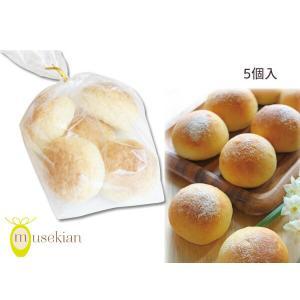 豆乳丸パン 豆乳 パン 5個入 国産大豆 100% 卵乳製品不使用 夢石庵 むせきあん 500|yabumoto