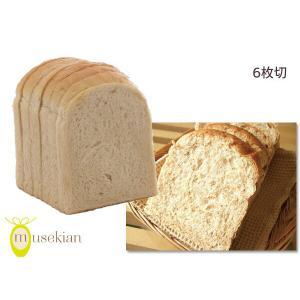 豆乳 食パン 6枚切 国産大豆 100% 卵乳製品不使用 夢石庵 むせきあん 501|yabumoto
