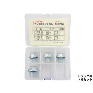 サンツール トラック用タップボルトセット ST-690-TS