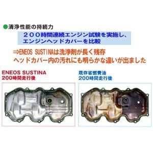 エネオス ENEOS プレミアム モーターオイル サスティナ エンジンオイル エンジン オイル 20L 5W-20 5W20 ペール缶 送料無料|yabumoto|04