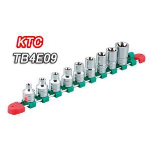 KTC 12.7sq. E型 トルクス レンチ セットTB4E09
