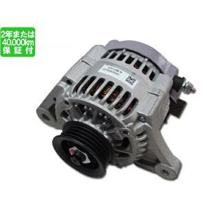 アトレーアゴン ハイゼット カーゴ バン  S321 S331 オルタネーター ダイナモ 27060-B2020 102211-7100 リビルト 送料無料 YMDA-01868 yabumoto